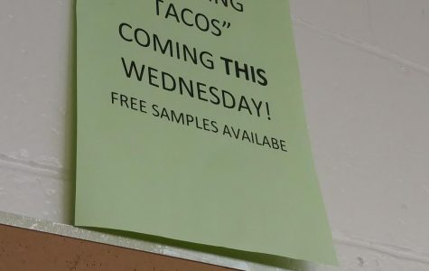 The running Walking Taco Issue