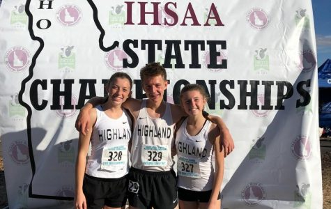 Highland sets more records at State