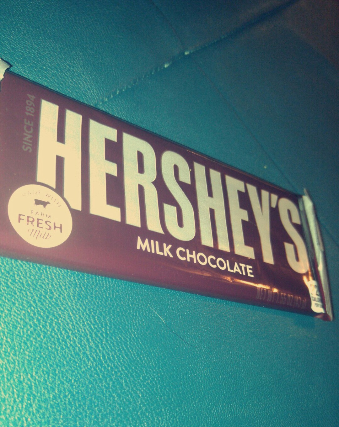 HERSHEY MOST COMMONLY KNOWN FOR ITS CHOCOLATE- Most people recognize Hershey for its undeniable good chocolate bars, unfortunately for them sugar is not as attractive nowadays.
