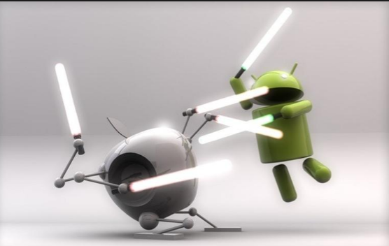 Apple and Android have