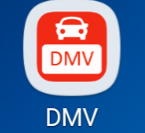 The DMV app prepares students for the driver's tests