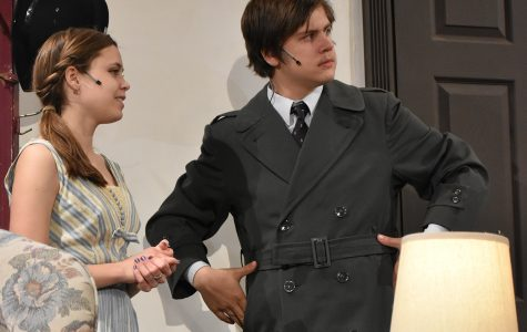 Presentation wows in production of 'The Murder Room'