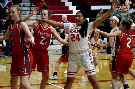 Girls basketball learns from losses