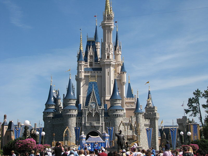 Cinderella's Castle - Walt Disney World, Location: Lake Buena Vista