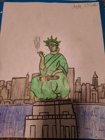 New York legalizes marijuana
