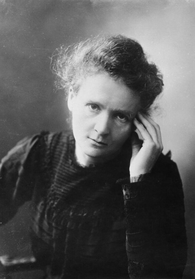 Marie Curie was one of the first prominent women scientists, and made a lot of amazing contributions.