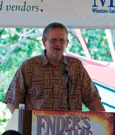 """Orson Scott Card is the author of """"Ender"""