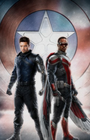 Anthony Mackie and Sebastian Stan are reprising their roles of the Sam Wilson and Bucky Barnes on The Falcon and Winter Soldier which is now streaming on Disney plus.