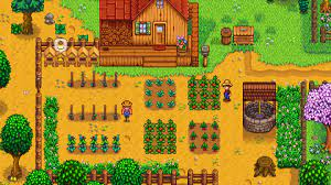 a screenshot from the game stardew valley