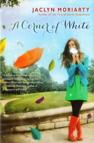"""""""A Corner of White,"""" the first book in the """"Colours of Madeleine"""" series. """"A Corner of White"""" by Vernon Barford School Library is licensed under CC BY-NC-SA 2.0"""