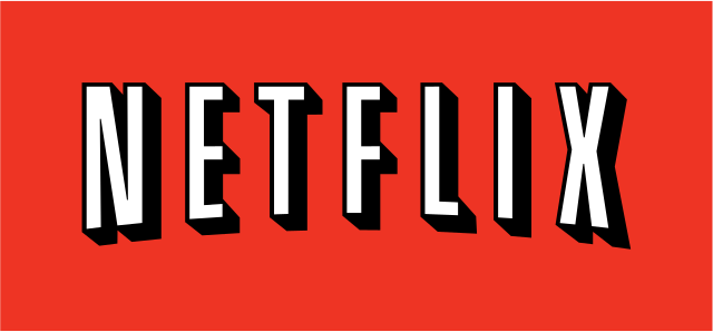 The Netflix logo that was used in the span of 2000 to 2014.
