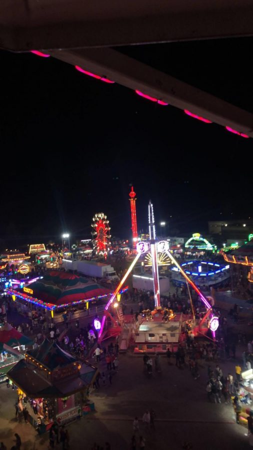Many of the rides look fun!