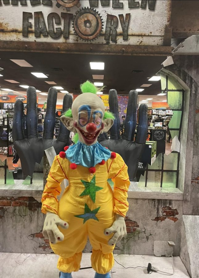 A Haloween costume available at Spirit Halloween.